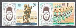 Kenya - Festival Of Arts - MNH - Stamps