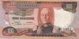 Angola : 100 Escudos 1972 - Angola