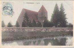 Eure-et-Loir - Chuisnes - Eglise - France
