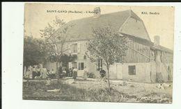 70 - Haute Saone - Saint Gand - L'Auberge - Belle Animation - - Gray