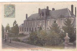 Eure-et-Loir - Courville - Ecole Des Garçons - Courville