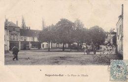 Eure-et-Loir - Nogent-le-Roi - La Place De L'Etoile - Nogent Le Roi