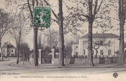 Eure-et-Loir - Nogent-le-Rotrou - Ecole Communale De Garçons, Le Préau - Nogent Le Rotrou