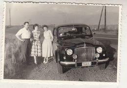Oldtimer - Animé - Retour De Cologne - 1958 - Photo 7 X 10 Cm - Automobile