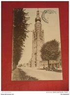 HOOGSTRATEN - HOOGSTRAETEN  -  Toren Van St Catharina Kerk - Hoogstraten