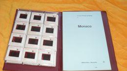 LE LIVRE D'IMAGES DU MONDE 2../ MONACO AVEC 36 DIAPOSITIVES..BIBLIOVISION RENCONTRE LAUSANNE../ ANNEE 1964 - Diapositivas