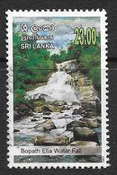 Sri Lanka 2003 Bopath Ella Waterfall Rs23.00 Used Stamp SG1682 - Sri Lanka (Ceylan) (1948-...)