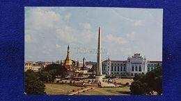 Rangoon Burma - Myanmar (Burma)