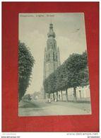 HOOGSTRATEN - HOOGSTRAETEN  -   De Kerk  -  1911 - Hoogstraten