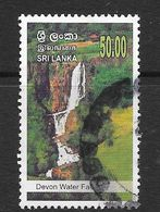 Sri Lanka 2003 Devon Waterfall Rs50.00 Used Stamp SG1683 - Sri Lanka (Ceylan) (1948-...)