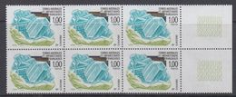 TAAF 1996 Mineral / Amazonite 1v Bl Of 6 ** Mnh (48464) - French Southern And Antarctic Territories (TAAF)