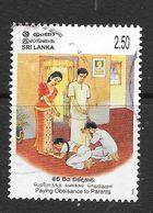 Sri Lanka 2003 Vesak Rs2.50 Used Stamp SG1613 - Sri Lanka (Ceylan) (1948-...)
