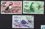 Isle Of Jethou - Europa 1961 - Série De 3 Timbres - Emissions Locales