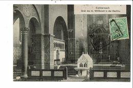 CPA- Carte Postale-Luxembourg- Echternach-Grab Des Hl. Willibrord In Der Basilika  VM18650 - Echternach