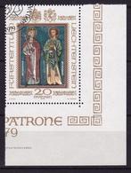 Hl. Lucius Und. Hl. Florinus Gestempelt (aa1222) - Christentum