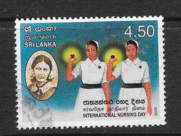 Sri Lanka 2003 International Nursing Day Rs4.50 Used Stamp SG1623 - Sri Lanka (Ceylan) (1948-...)