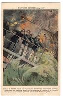 "MILITARIA - FAITS DE GUERRE 1914-1915  ""La Fin Du Bouvet"" - Guerra 1914-18"