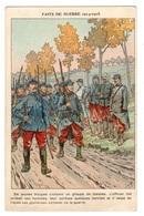 """MILITARIA - FAITS DE GUERRE 1914-1915  """"Honneur Aux Blessés"""" - Guerre 1914-18"""