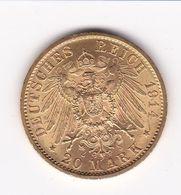 Rb_ Deutsches Reich - 20 Mark - 1914  A - Gold - Wilhelm Deutscher Kaiser König Von Preussen (4) - [ 2] 1871-1918 : Imperio Alemán