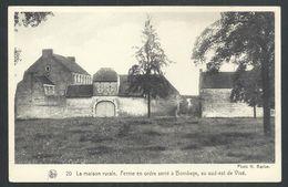 """+++ CPA - BOMBAYE - Sud Est Visé - Dalhem - La Maison Rurale - Ferme En Ordre Serré - """" Les Paysages Belges """"- Nels  // - Dalhem"""