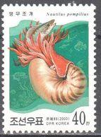 Korea - Octopus - MNH - Stamps