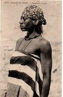 Sénégalaise 1921 - Scènes Et Types 7015 LL - Senegal