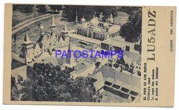 137050 ARGENTINA BUENOS AIRES LA PLATA CIUDAD DE LOS NIÑOS & RADIO LU5 ADZ QSL YEAR 1962 NO POSTAL POSTCARD - Messico