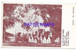 137051 ARGENTINA BUENOS AIRES LA PLATA CIUDAD DE LOS NIÑOS & RADIO LU8 AEO QSL YEAR 1963 NO POSTAL POSTCARD - Messico