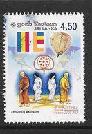 Sri Lanka 2005 Vesak Rs4.50 Used Stamp SG1732 - Sri Lanka (Ceylan) (1948-...)