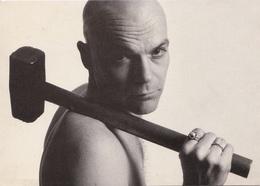 FLATZ 1991 FOTO ANDRESS STRUCK - Illustrateurs & Photographes