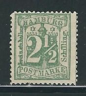 HAMBOURG N° 16 (*) - Hamburg