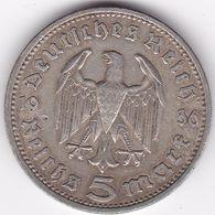 Rb_ Deutsches Reich - 5 Reichsmark - 1936 - A - Hindenburg (6) - [ 4] 1933-1945 : Tercer Reich