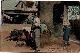 Les Plaisirs De La Caserne - Une Corvée De Balais ELD - Casernes