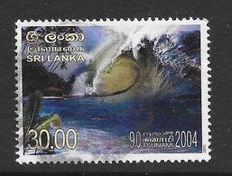 Sri Lanka 2005 Tsunami Rs30.00 Used Stamp SG1760 - Sri Lanka (Ceylan) (1948-...)