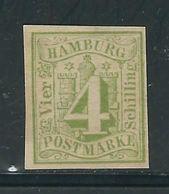 HAMBOURG N° 5 (*). - Hamburg