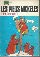 "LES PIEDS NICKELES N° 41  "" TRAPPEURS  "" - PELLOS - - Pieds Nickelés, Les"
