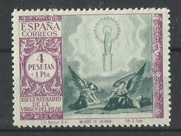 ESPAÑA **901 Nuevo Sin Charnela. Cat.33 € - 1931-50 Neufs