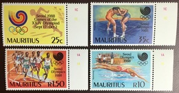 Mauritius 1988 Olympic Games MNH - Mauricio (1968-...)