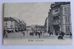 Saint Dié - Place St Martin - Saint Die