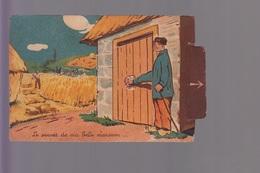 CHROMO à Système - Potasse D'Alsace - Le Secret De Ma Belle Moisson - Sonstige