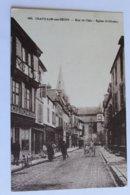 Chatillon Sur Seine - Rue De L'isle - église St Nicolas - Chatillon Sur Seine