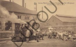 Postkaart - Carte Postale -  Couillet - Usines Métallurgiques Du Hainaut    (B582) - Charleroi
