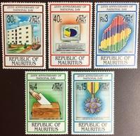 Mauritius 1993 National Day Anniversary MNH - Mauricio (1968-...)