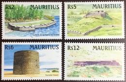 Mauritius 2003 Fortifications MNH - Mauricio (1968-...)