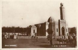 ALGERIE  -  AFLOU  -  La Mosquée - Algeria