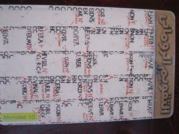 Télécarte D'égypte - Egypte
