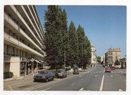 MEUDON -- 1986 -- Rue De La République  (voitures) ....timbre...  Cachet ...à Saisir - Meudon