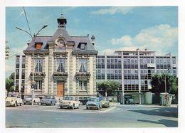 BRUNOY -- 1986 -- Place De La Mairie--Centre Administratif  (voitures) ....timbre...  Cachet ...à Saisir - Brunoy