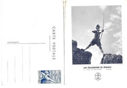 LES ÉCLAIREURS DE FRANCE 32 Rue Le Peletier -  Paris - Scoutismo