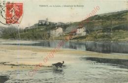 VERNAY ,  Sur La Loire ,  3 Kilomètre De ROANNE . - Otros Municipios
